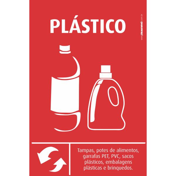 Plástico - Instruções