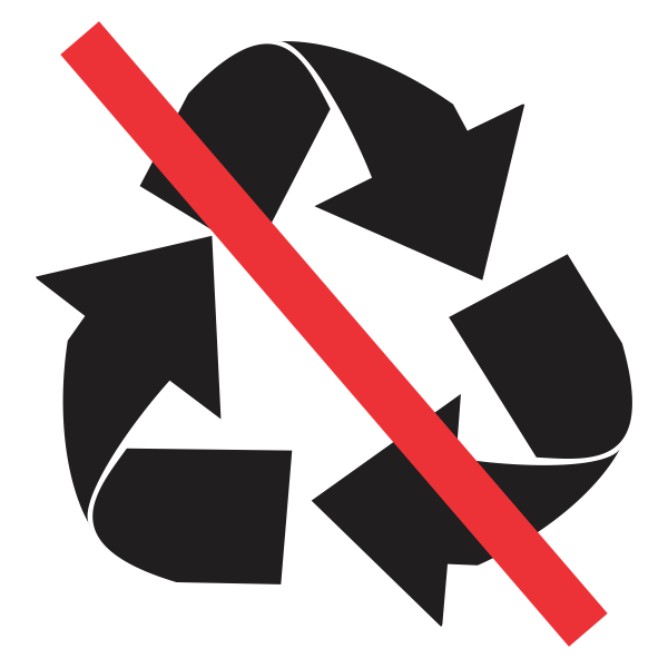 Não Reciclável