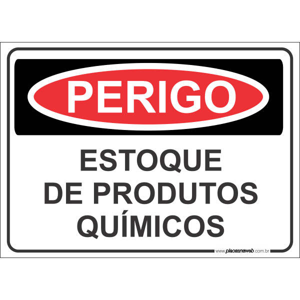 Estoque de Produtos Químicos