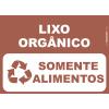 Lixo Orgânico Somente Alimentos