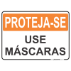 Proteja-se Use Máscara