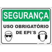 Óculos de Segurança e Proteção Auditiva