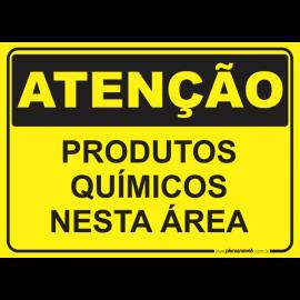 Produtos Químicos Nesta Área