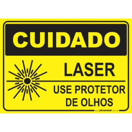 Laser Use Protetor de Olhos