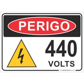 Perigo 440 Volts