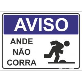 Ande Não Corra