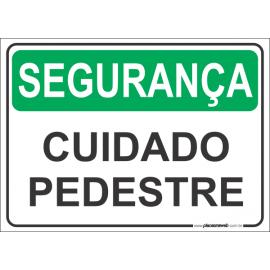 Cuidado Pedestre