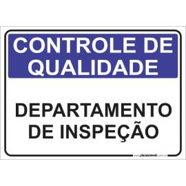 Departamento de Inspeção