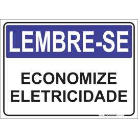 Economize Eletrecidade